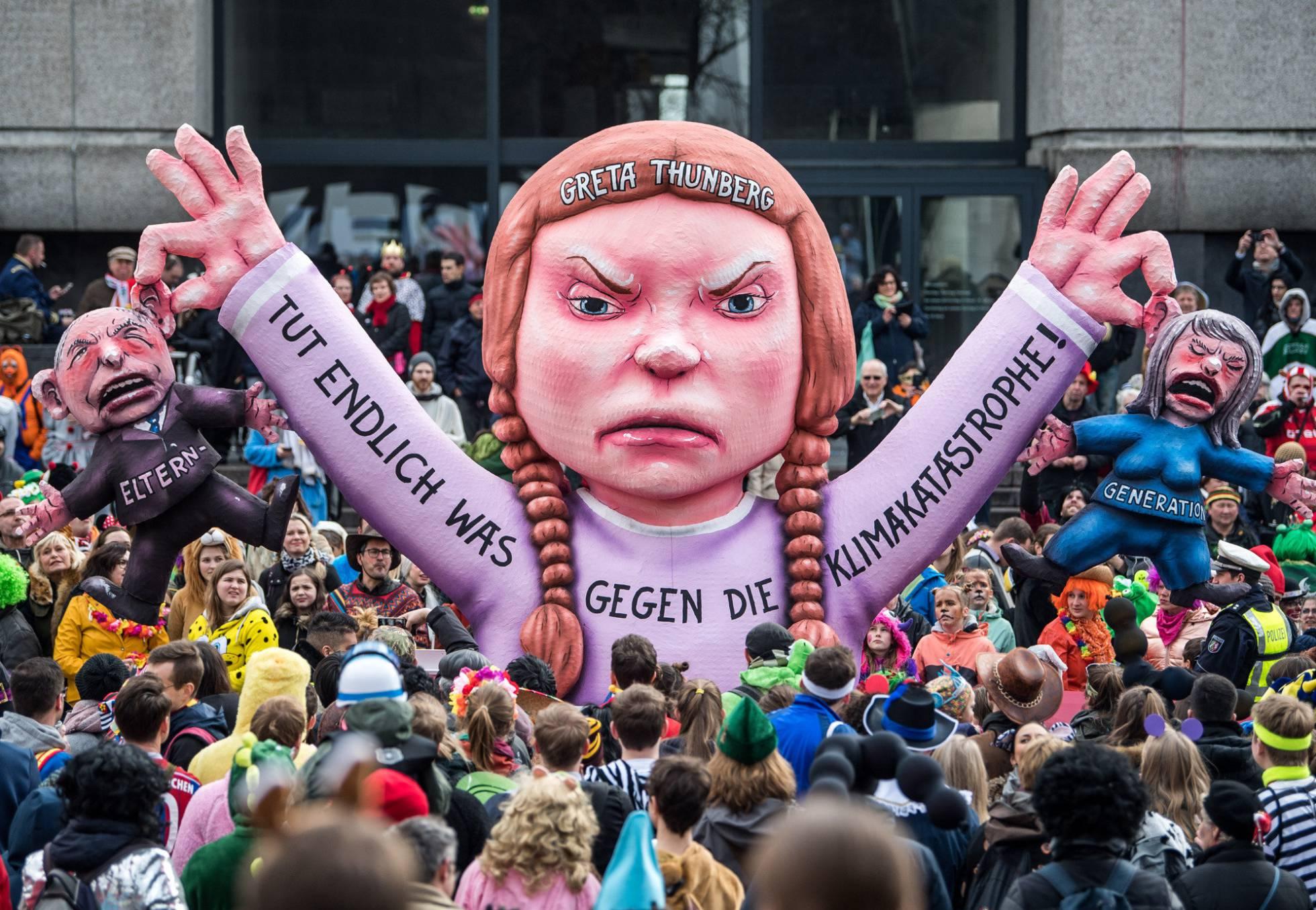 Comunicado de 12.000 científicos: «Los jóvenes tienen razón» (El País)