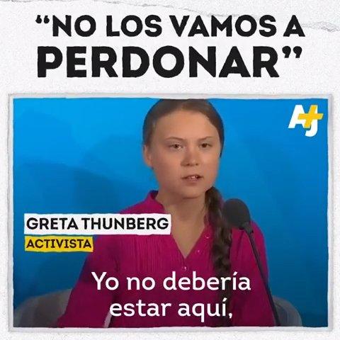 Greta, la niña que no tuvo niñez