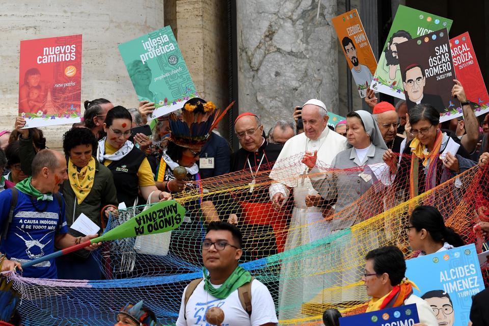 El sínodo por la Amazonia