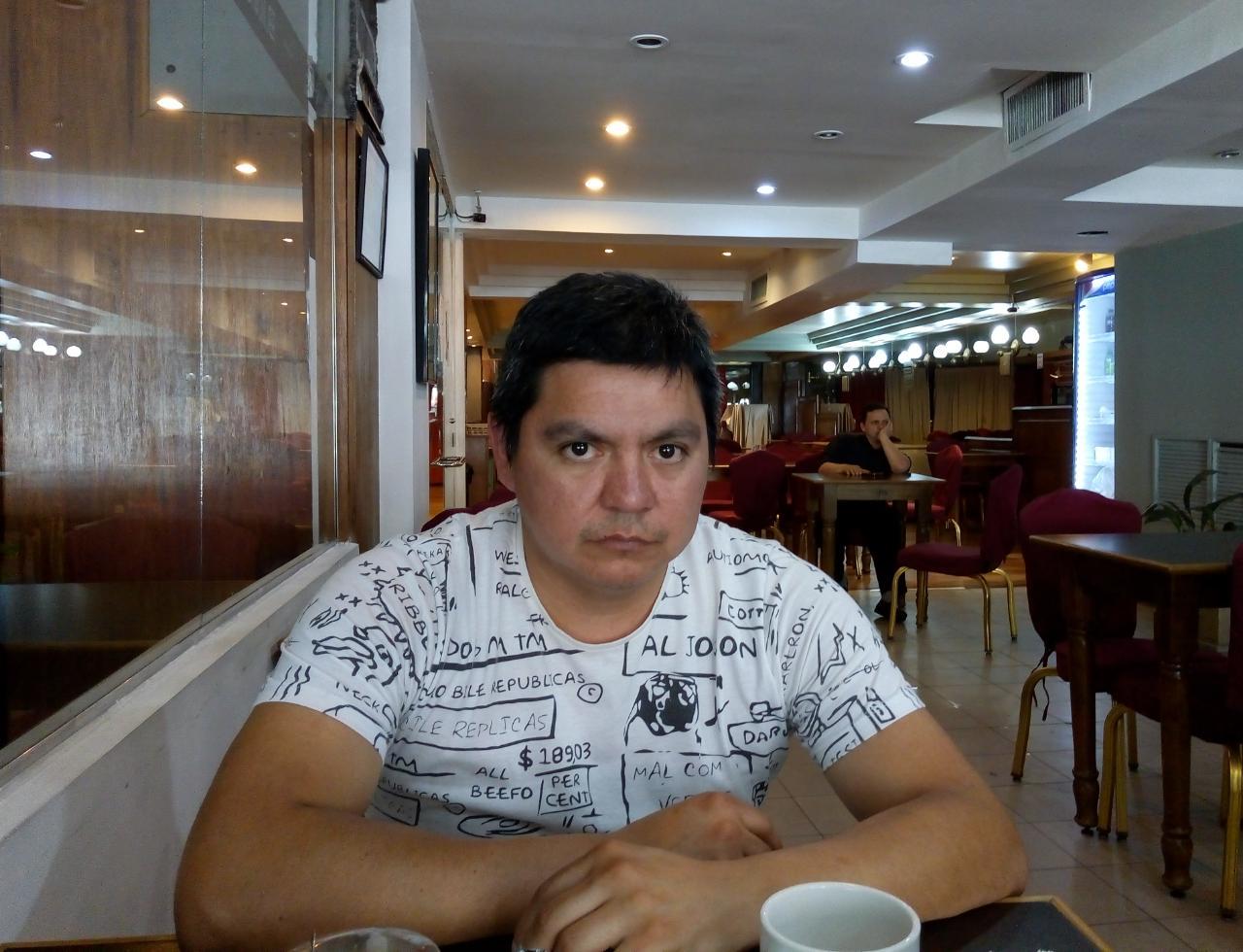 Quién es Daniel Ruiz