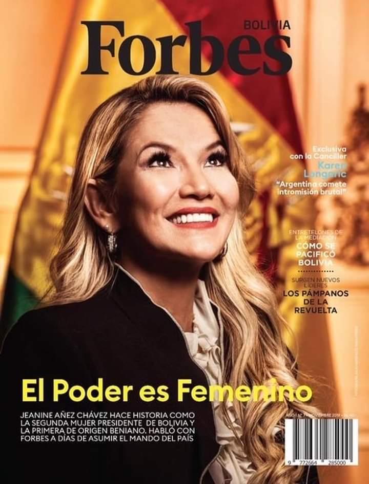 Estás confundida, Forbes